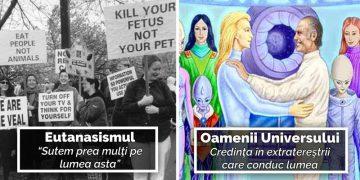 religii ciudate