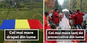 recorduri româneşti din Cartea Recordurilor