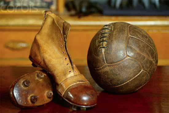 fotbalul interzis in trecut