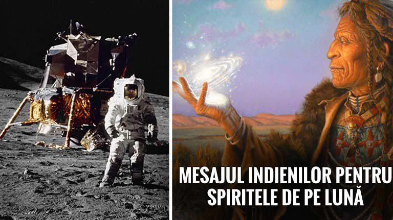 spiritele de pe lună