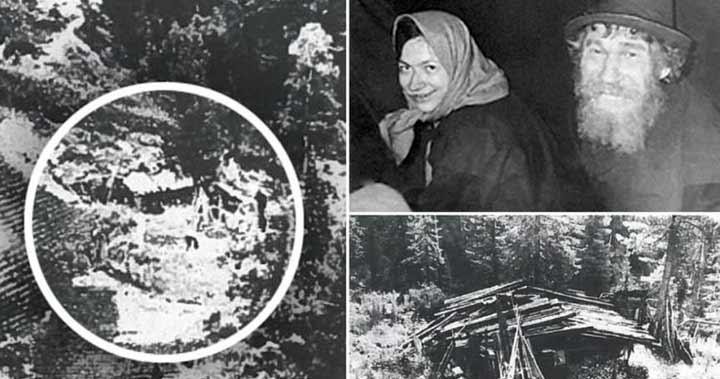 Familia de ruşi care a trăit în izolare completă timp de 42 de ani
