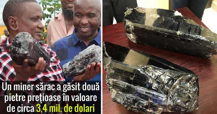 miner sărac a devenit milionar