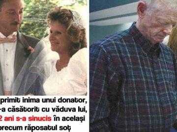 inima unui donator