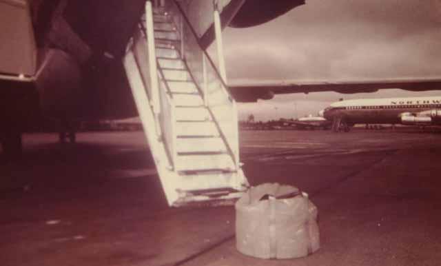 deturnat un avion