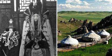 ultima regină a Mongoliei